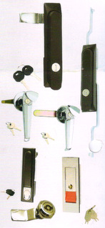 Electrical Cabinet Locks