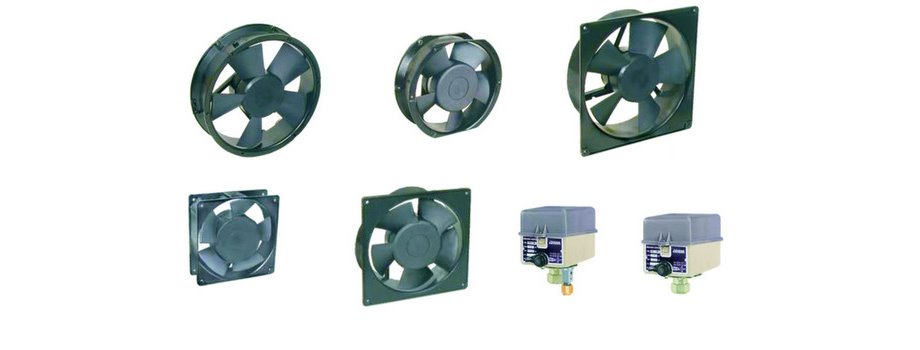 Instrument Cooling Fan (CE Approved)